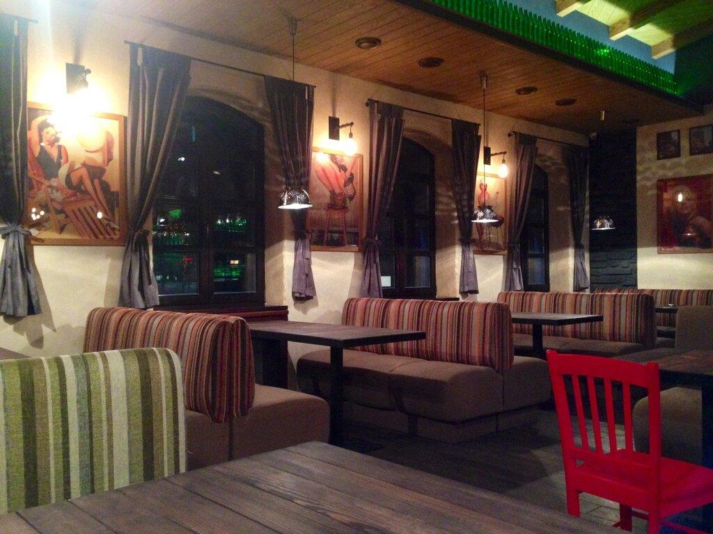 ресторан — Американский пивной ресторан Горячие перцы — Одесса, фото №5