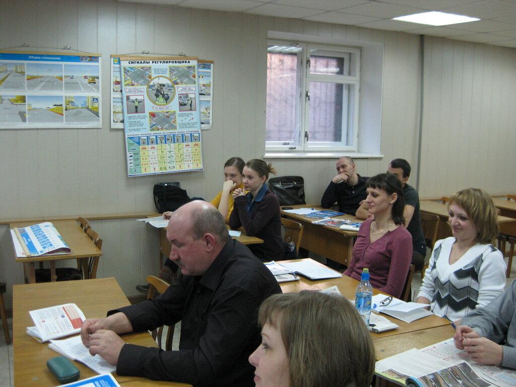 автошкола — На Удельной — Санкт-Петербург, фото №3