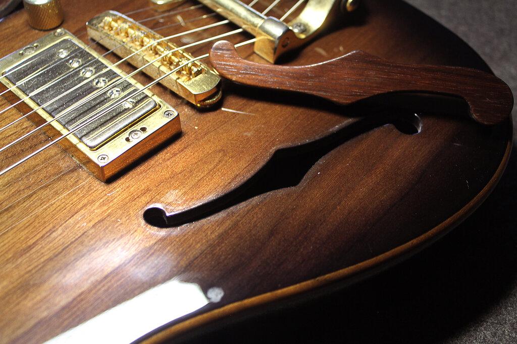изготовление и ремонт музыкальных инструментов — Гитарный сервис № 1 — Москва, фото №6