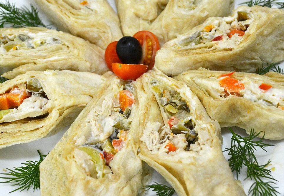 конечно, повезло армянские закуски рецепты с фото этим