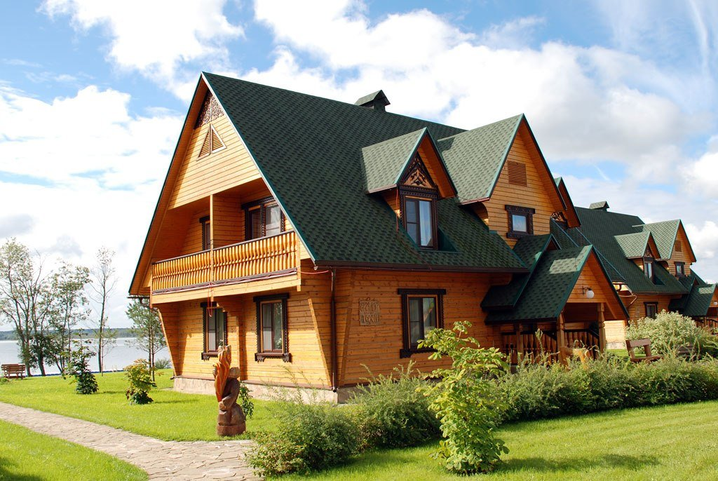 гостиница — Ecocomplex Sdl — деревня Петриково, фото №3