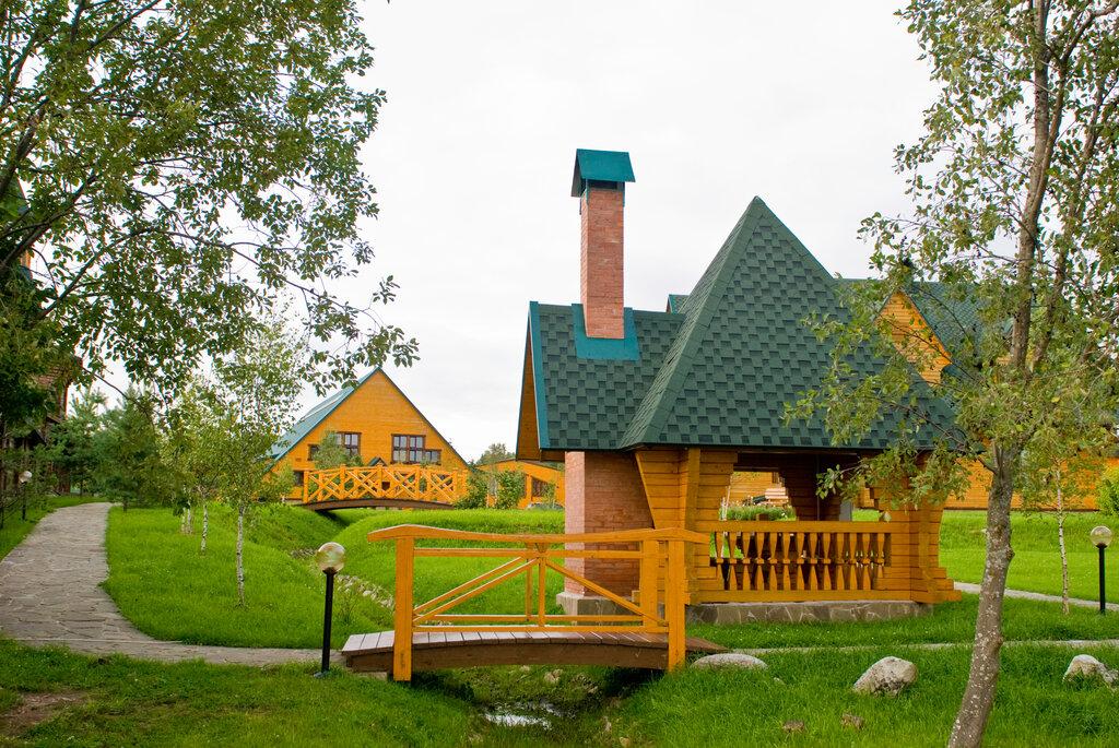 гостиница — Ecocomplex Sdl — деревня Петриково, фото №8