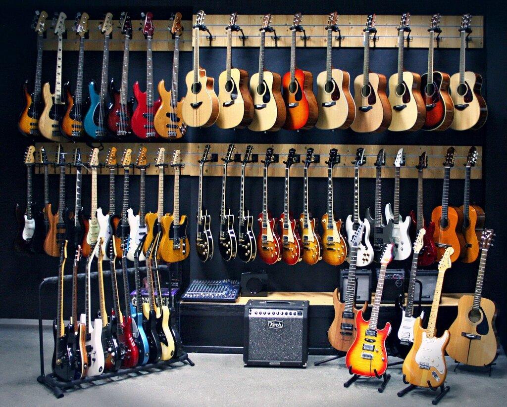 Yamaha-Music, music store, Russia, Novosibirsk, Sovetskaya ulitsa