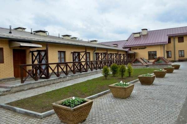 гостиница — Отель Монастырский — Минск, фото №2