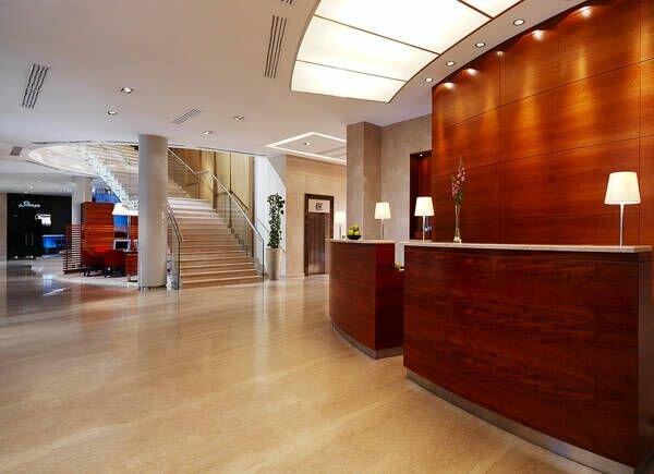 гостиница — Шератон Палас — Москва, фото №2