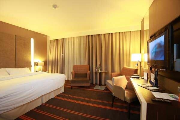 гостиница — Sheraton Palace Hotel — Москва, фото №5
