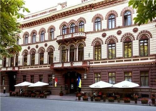 гостиница — Отель Лондонская — Одеса, фото №10