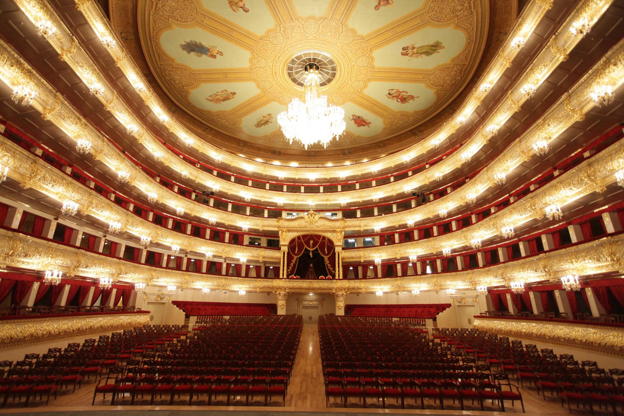«Большой театр» фото 2
