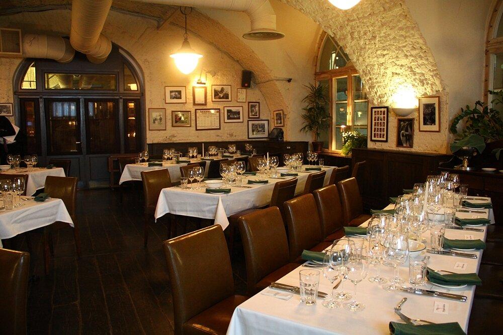restaurant — Stroganov Steyk Khaus — Saint Petersburg, фото №1