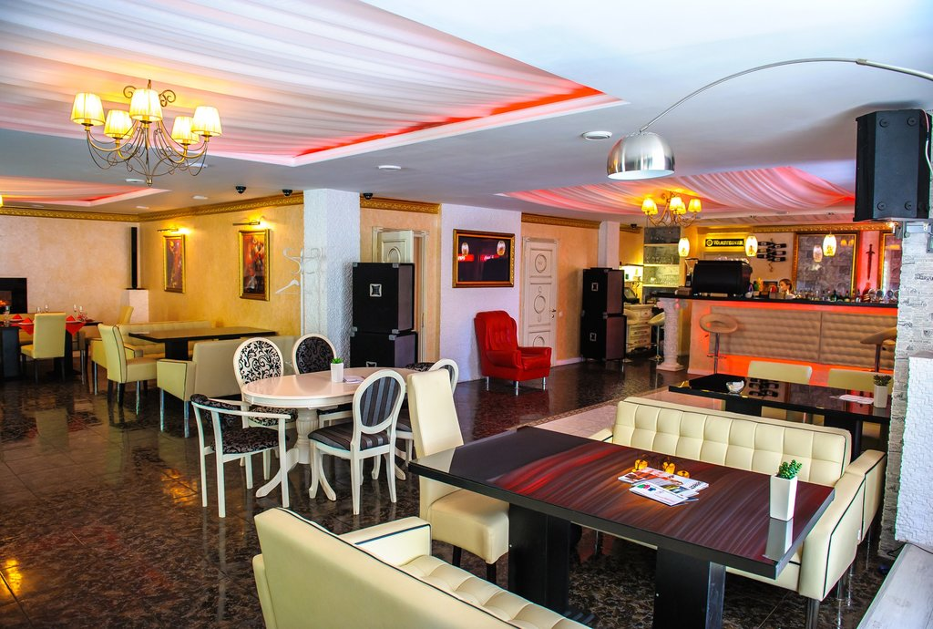 ресторан — Gold Domino — Одесса, фото №1