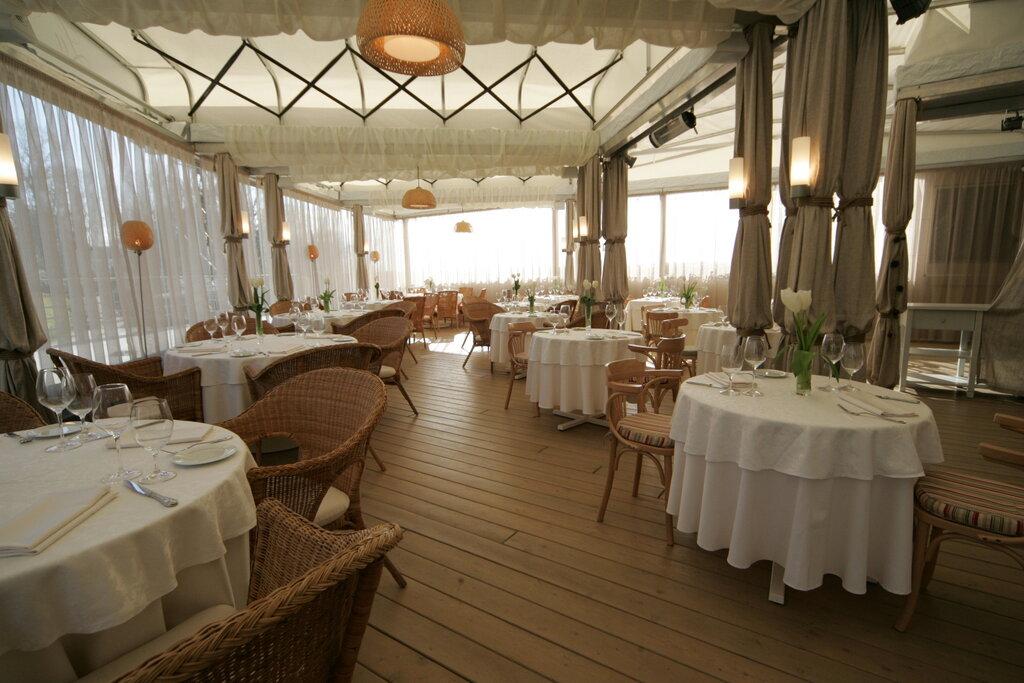 ресторан — La Terrazza — Сочи, фото №4