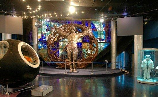 музей — Музей космонавтики — Москва, фото №9