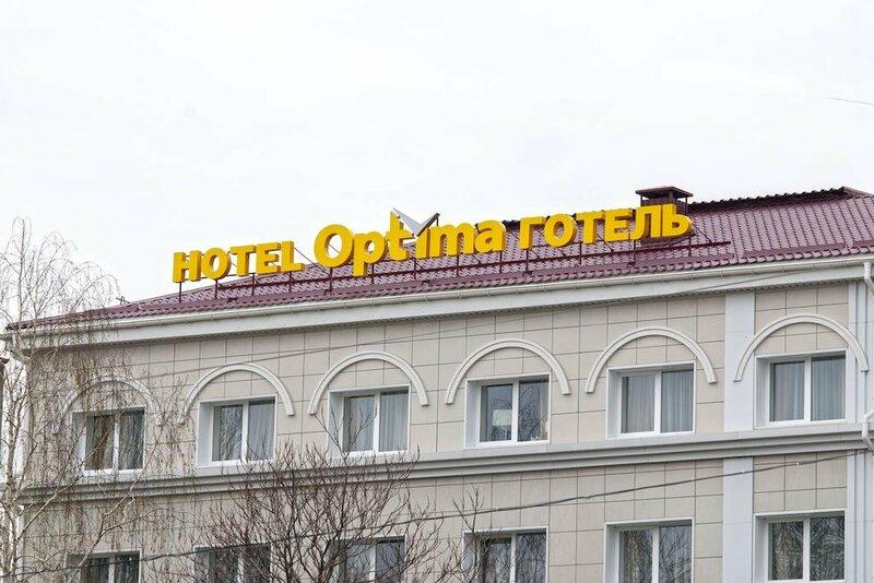 Отель Оптима