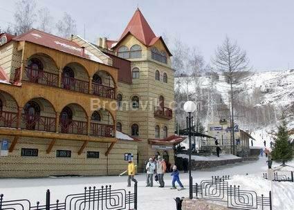Дом отдыха Абзаково