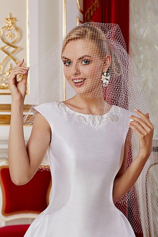 свадебные салоны в слуцке фото одной стороны