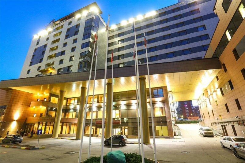 Гостиница Бородино