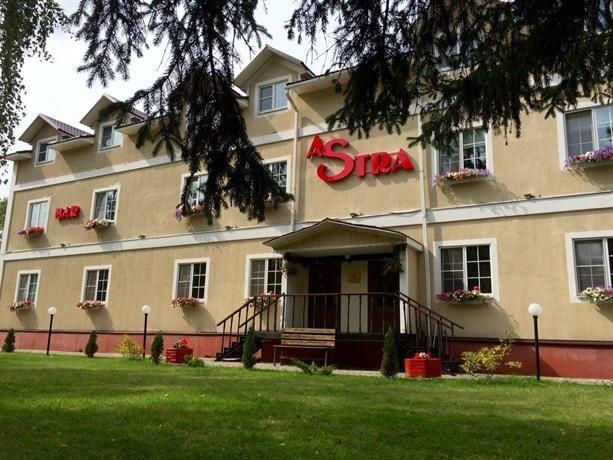 Астра Парк отель