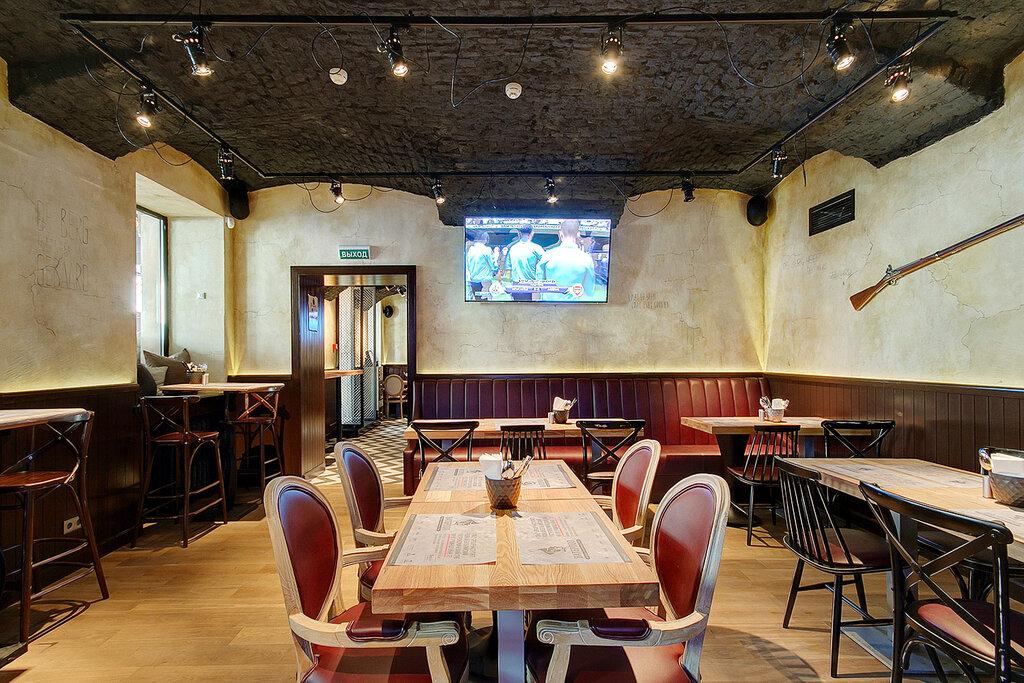 pub, bar — Belgiysky gastronomichesky pab Waterloo — Saint Petersburg, фото №3