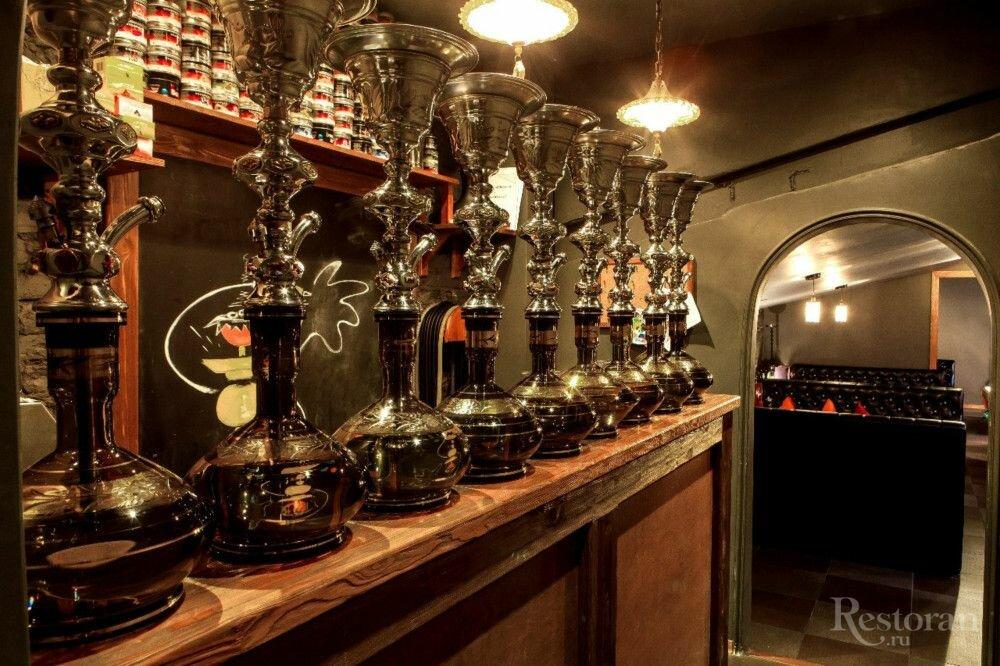 hookah bar — Royal Smoke Club — Saint Petersburg, фото №7