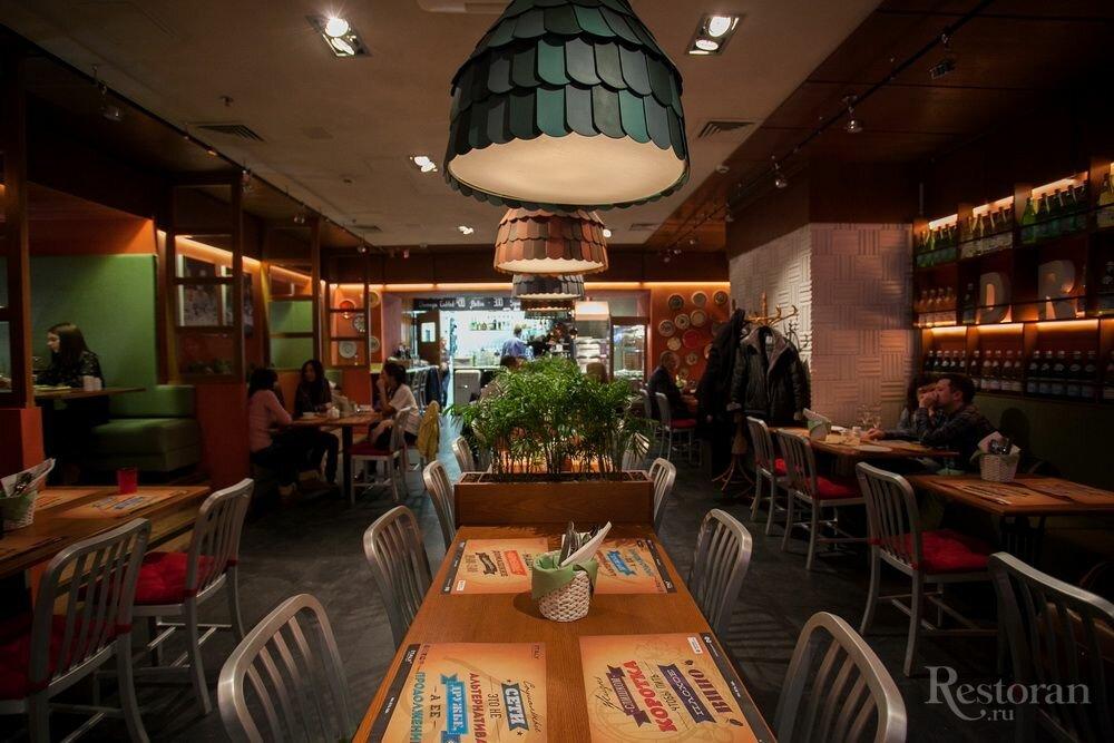 restaurant — Italy restaurant — Saint Petersburg, фото №4