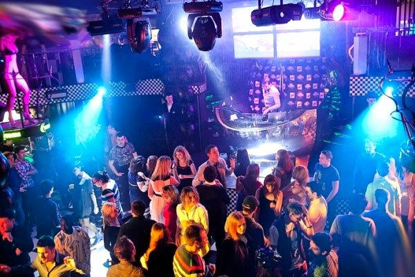 Клуб ночной на вернадского репортаж в ночном клубе