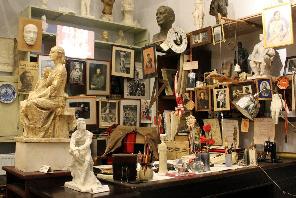 Музей городской скульптуры в санкт петербурге фото