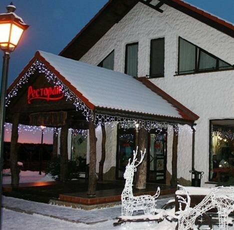 Гостинично-ресторанный комплекс Легенда