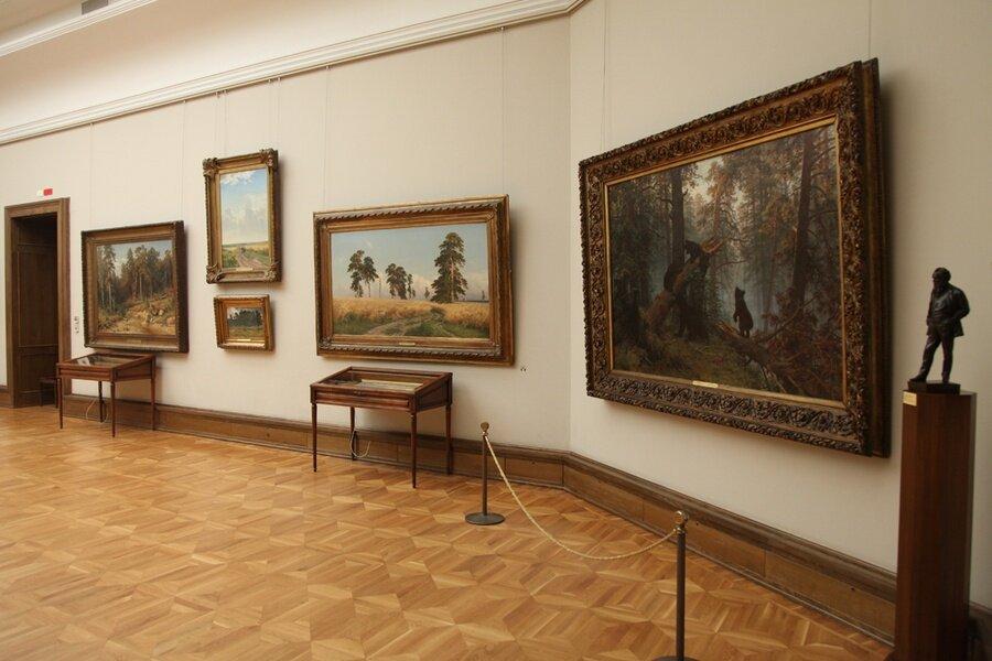 музей — Государственная Третьяковская галерея — Москва, фото №4