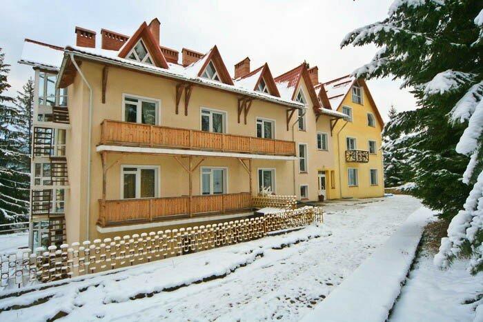Отель Старый Лемберг