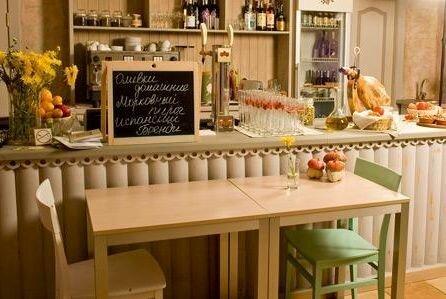кафе — Кафе Arbequina — Київ, фото №2
