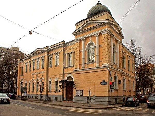 музей — Мемориальный музей-квартира Гнесиной Ел. Ф. — Москва, фото №2