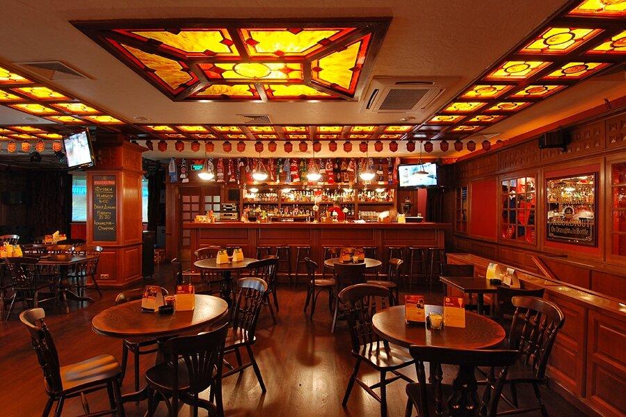 бар, паб — Fuller's Pab — Москва, фото №1