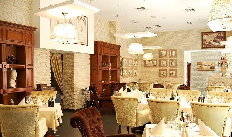 Ресторан стефано фото