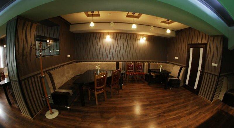 Гостинично-ресторанный комплекс Интурист