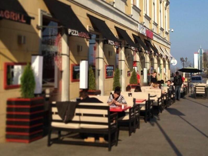 пиццерия — Pizza & Grill — Одесса, фото №8