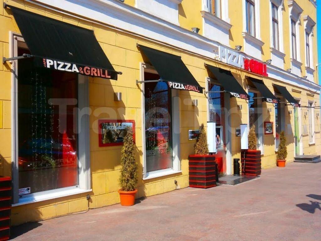 пиццерия — Pizza & Grill — Одесса, фото №1