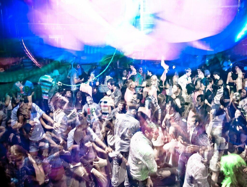 ночной клуб эра в краснодаре