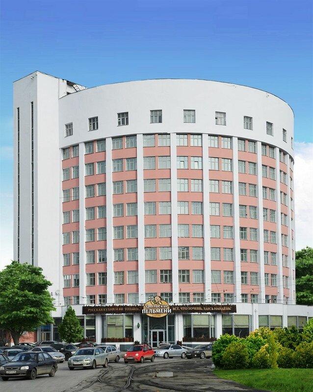 Гостиница Исеть