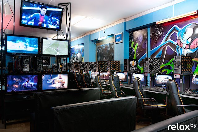 интернет-кафе — Тарантул — Минск, фото №2