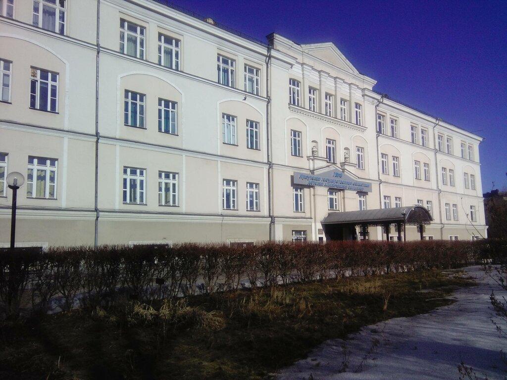 детская больница — Иркутская государственная областная детская клиническая больница — Иркутск, фото №2