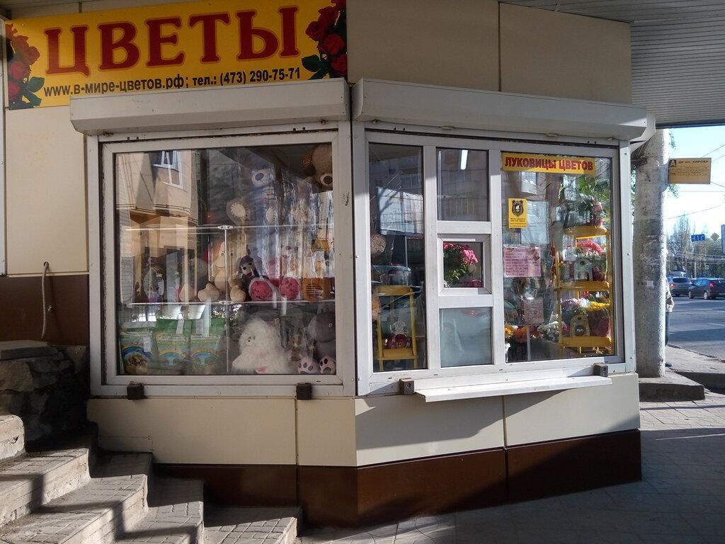 Цветочный магазин в воронеже на карте, цветов воткинске
