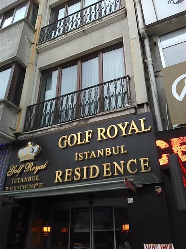 Golf Royal Residence