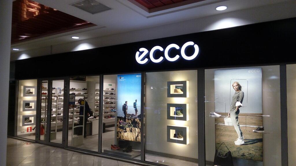 магазин галантереи и аксессуаров — Ecco — Минск, фото №2
