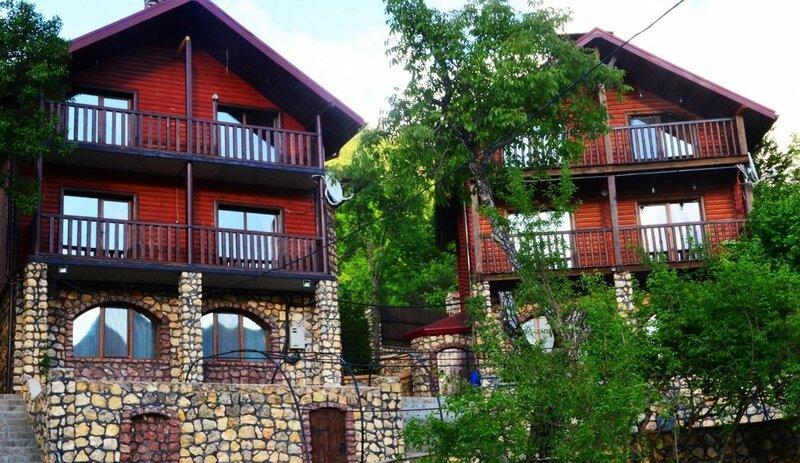 Гостевой дом Лесной Кордон