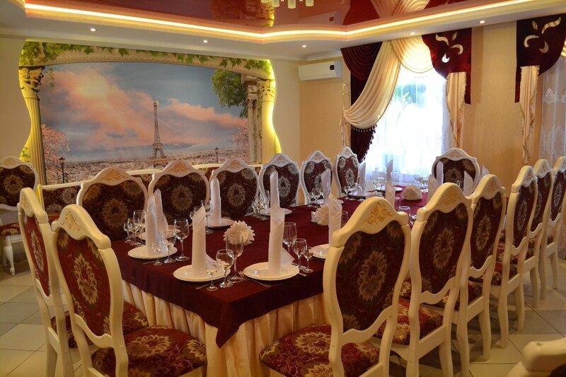Готельно-ресторанний комплекс Україна