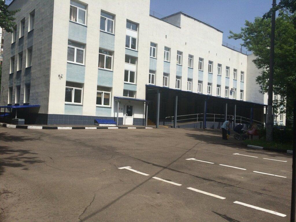 детская поликлиника — Детская поликлиника № 7, филиал № 4 — Москва, фото №2