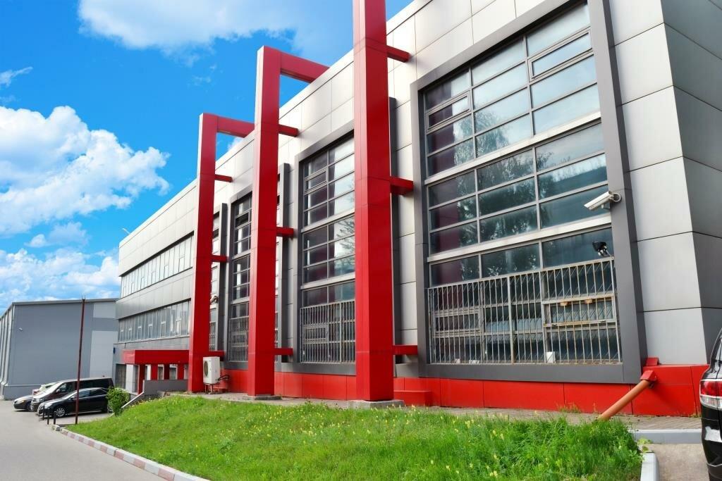 бизнес-центр — Бизнес-центр Гефест — Москва, фото №2