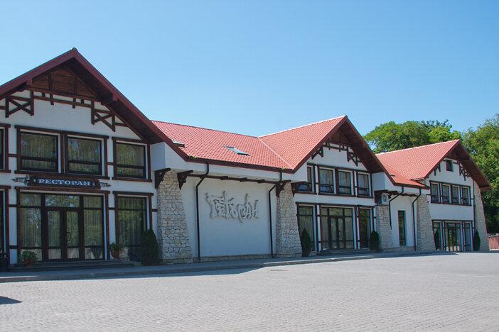 Отель Гетьман