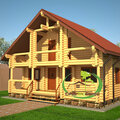 СрубСтрой, офис, Строительство модульных зданий в Нововоронеже