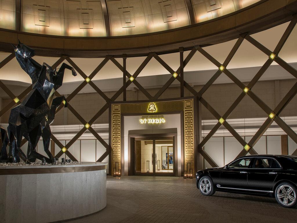 гостиница — The St. Regis Astana — Нур-Султан, фото №2